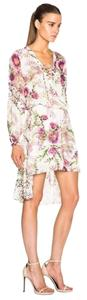 Haute Hippie short dress Floral Festival on Tradesy
