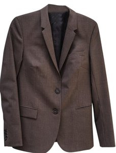 Theory Theory Brown wool suit jacket