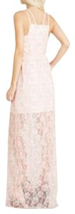 Maxi Dress by BCBGeneration Lace Slit Sheer Festival