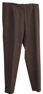 Theory Theory Brown wool suit pants