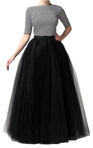 Boutique 9 Tulle Tulle Plus Size Skirt Black or pink, several colors available