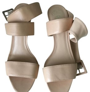 Vince Camuto Beige Nude Sandals