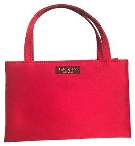 Kate Spade Spade Makowsky Cheetah Leather Hobo Satchel in Red