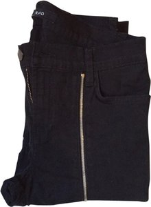 J Brand Denim Zippers Skinny Jeans-Dark Rinse