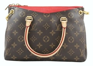 Louis Vuitton Pallas Bb Monogram Lv Cross Body Bag