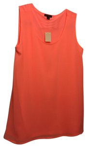 Ann Taylor Top light orange