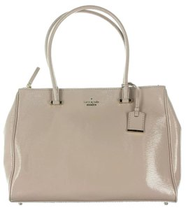 Kate Spade Purse Leather Tote in Mauve