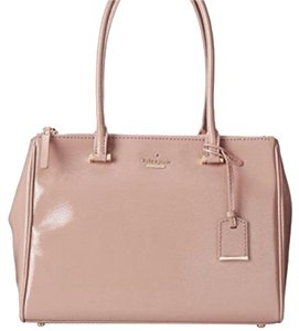 Kate Spade Leather Free Shipping Tote in Mauve