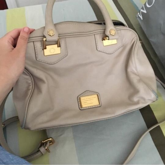 Marc by Marc Jacobs Satchel in Tan Image 1