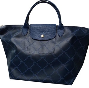 Longchamp Limited Edition Tote in Blue