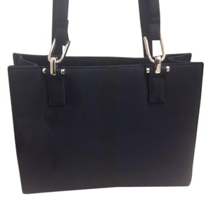 Apostrophe Tote in Black