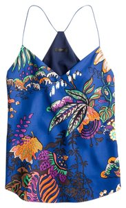 J.Crew Top Tropical Floral Print