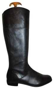 Ciao Bella Leather Riding black Boots