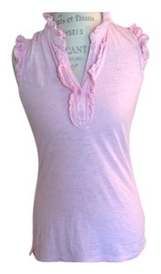 Lilly Pulitzer Preppy Pink Top Light Pink