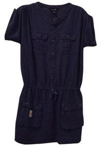 Ralph Lauren short dress Denim on Tradesy