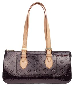 Louis Vuitton Rosewood Vernis Shoulder Bag