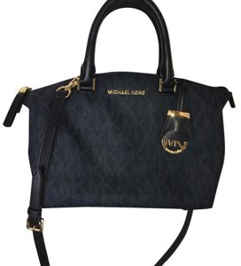 MICHAEL Michael Kors Satchel in Baltic Blue