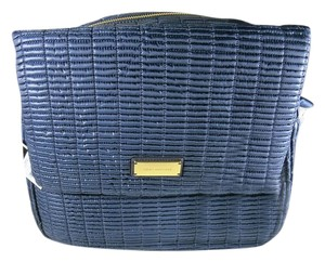 Juicy Couture New With Tag Nylon Navy Blue Diaper Bag