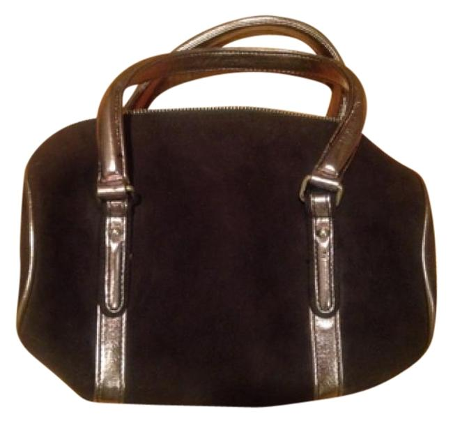 Item - Black Suede Satchel