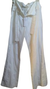 Philosophy di Alberta Ferretti Wide Leg Pants white