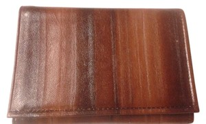 Rolfs rolfs small tri-fold cowhide wallet