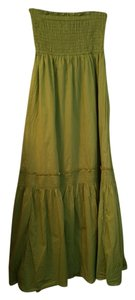 Green Maxi Dress by New York & Company
