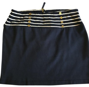 Ellison Mini Skirt Navy blue
