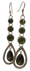 Other Green Estate Wear Fashion Earrings