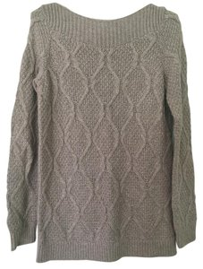 Ann Taylor LOFT Cable Knit Fall Office Sweater