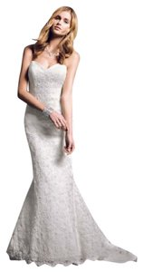 Oleg Cassini Crl277 Wedding Dress