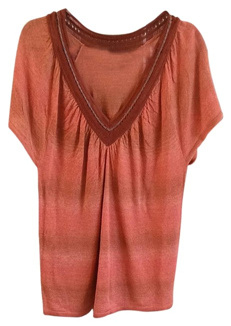 Item - Orange Tunic Size 12 (L)