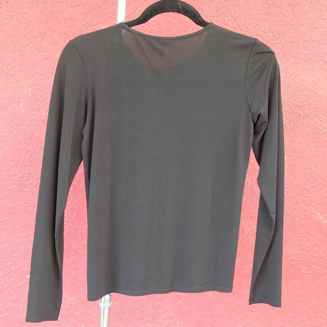 Eileen Fisher Top Black Image 1
