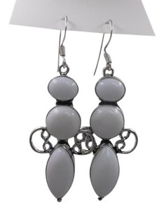 Other White Jade Earrings w Free Shipping