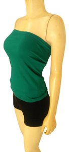 Le Creme Tube Top green