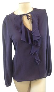 Max Mara Top Purple