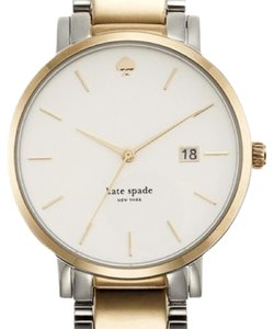 Kate Spade 'gramercy grand' bracelet watch, 38 mm