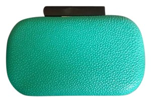Expressions Bright Teal Turquoise Turquoise/green Clutch
