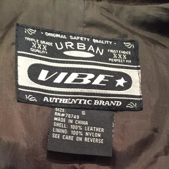 Urban Vibe Brown Leather Jacket