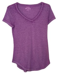 Mudd T Shirt Purple