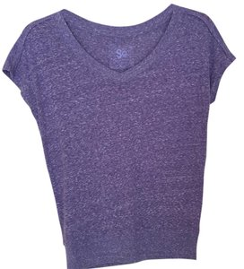 SO T Shirt Purple