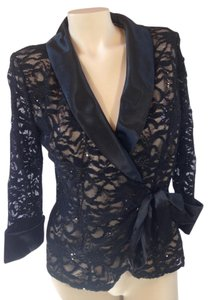 Onyx Nite Black and tan Jacket