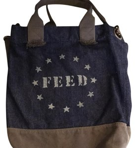 FEED USA + Target Tote in Denim