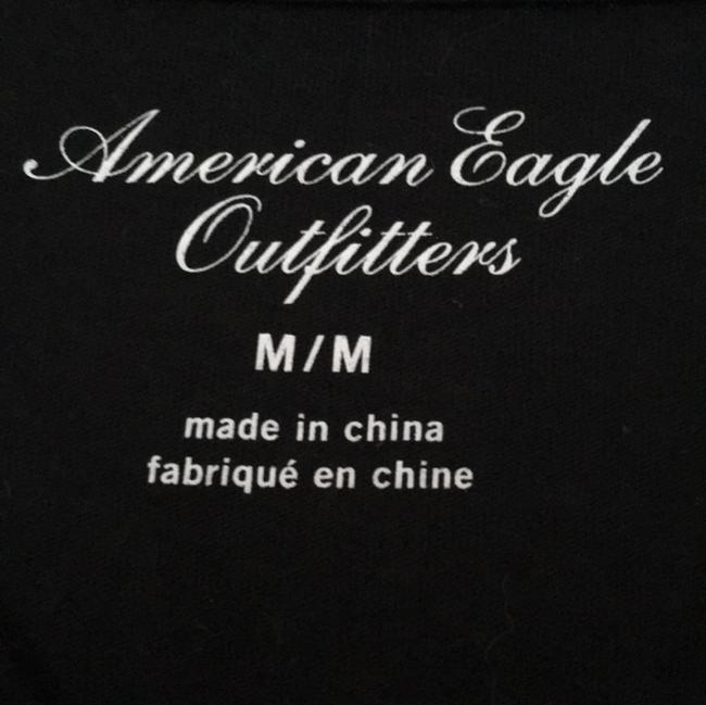 American Eagle Outfitters T Shirt Black Image 1