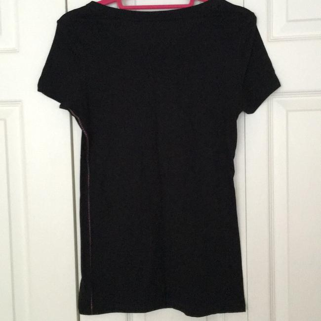American Eagle Outfitters T Shirt Black Image 2