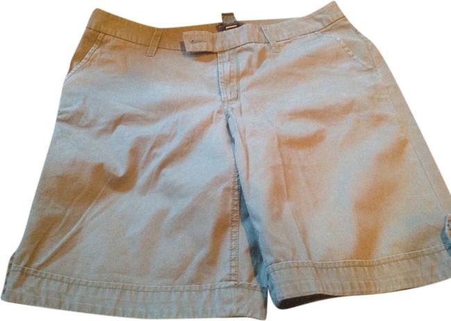 Item - Kacki Green. with A Slight Brown Undertoene In Pockets. Shorts Size 12 (L, 32, 33)