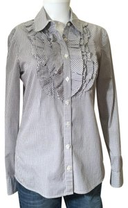 Banana Republic Blouse Shirt Button Down Shirt