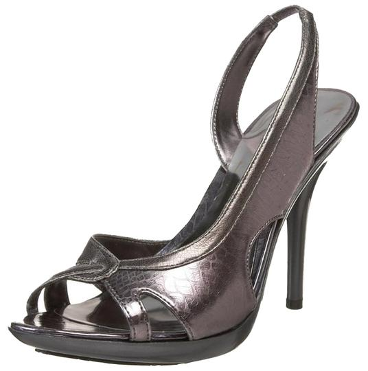 Carlos by Carlos Santana Pewter Pumps