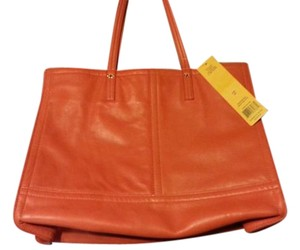 Tory Burch Tote in Flame Red
