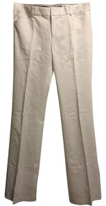 Club Monaco Wide Leg Pants White