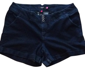 Torrid Mini/Short Shorts Dark blue